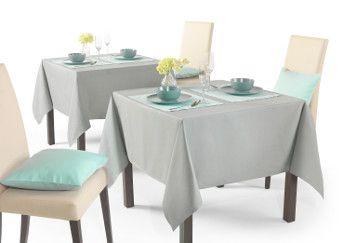 Table linen color