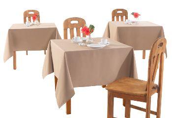 Table linen uni